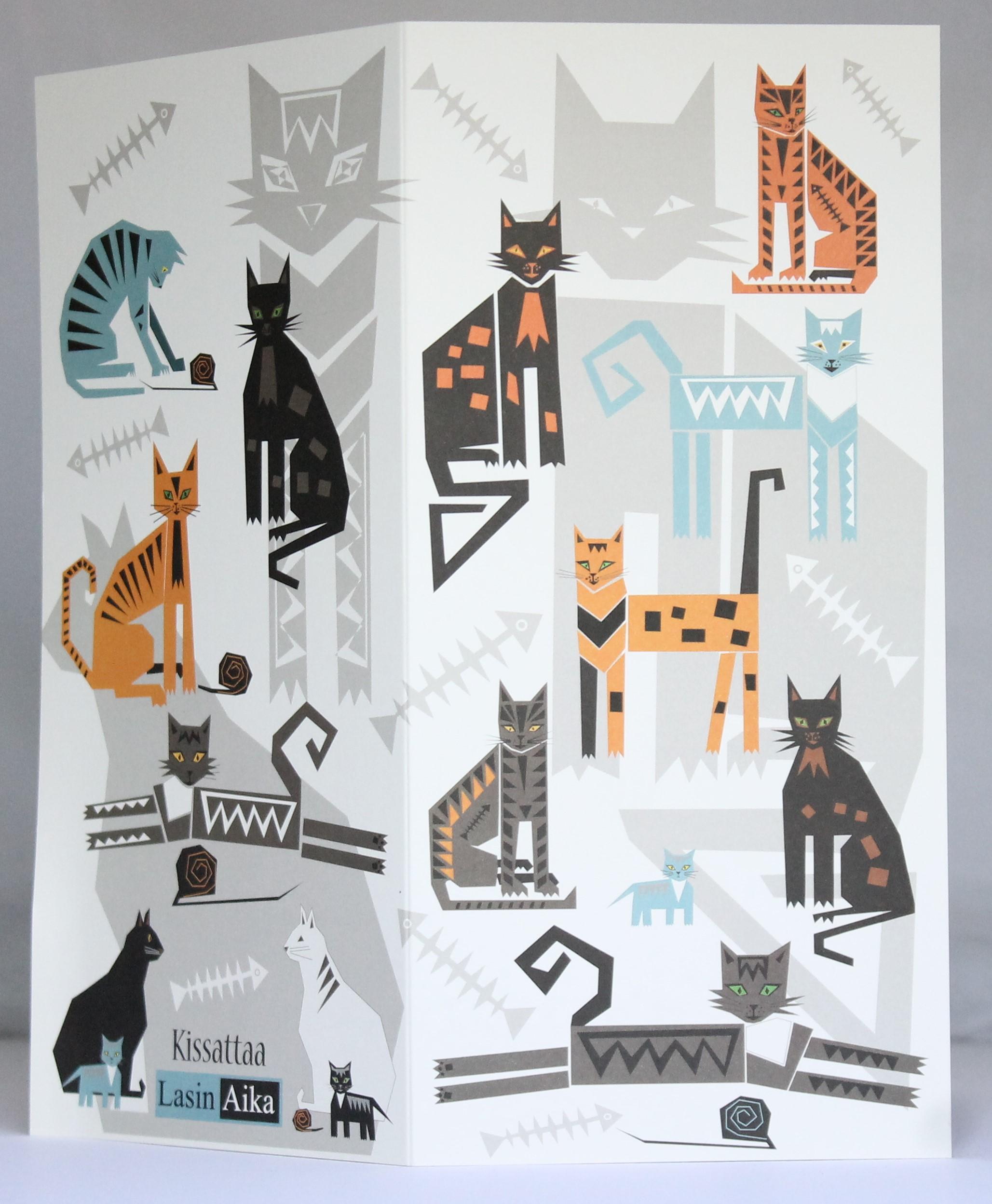 9. Kissattaa